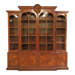 Antique Georgian Mahogany Bookcase