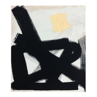 """Black Path No. 1"" Original Painting"