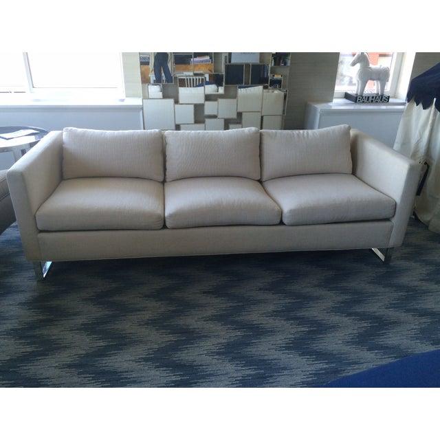 DWR Milo Baugman Goodland Modern Sofa - Image 2 of 5