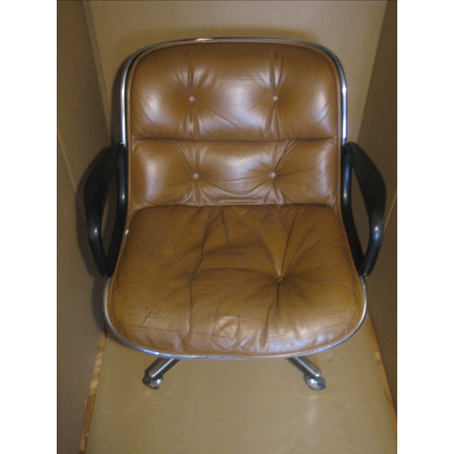 Original Knoll Executive Chair by Charles Pollock - Image 6 of 7