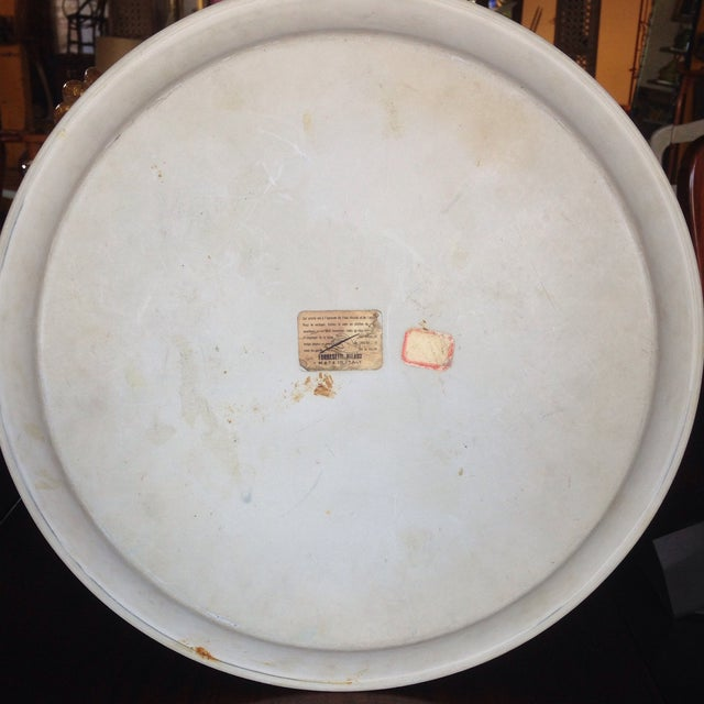 Image of Fornasetti Metal Tray