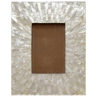 Abalone Shell Picture Frame