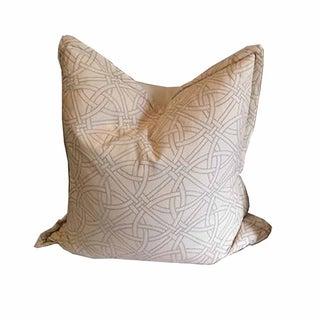Schumacher Durance Limestone Pillows - Set of 3