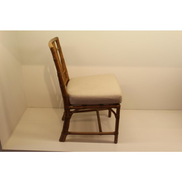 McGuire Balboa Side Chair - Image 4 of 5