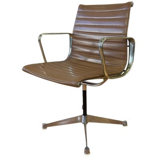 Early Eames by Herman Miller Aluminium Group Management Chair