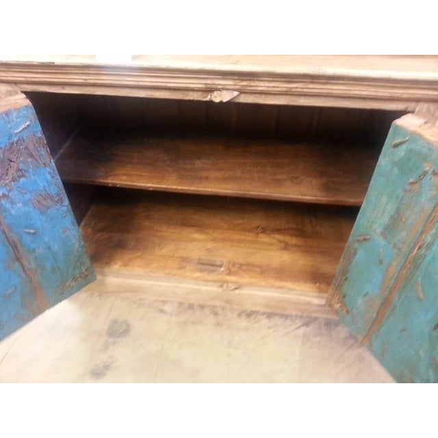 Image of Indian Door - Two-Door Cabinet