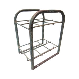 Industrial Storage or Plant Stand