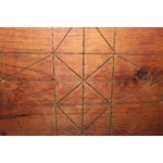Image of Early hand made 19th c. gameboard