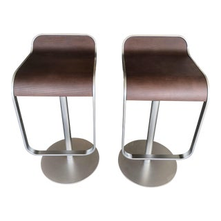 Design Within Reach Lem Pistol Bar Stools - A Pair