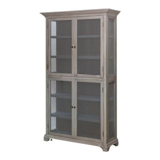 Sarreid LTD Loring Wooden Cabinet