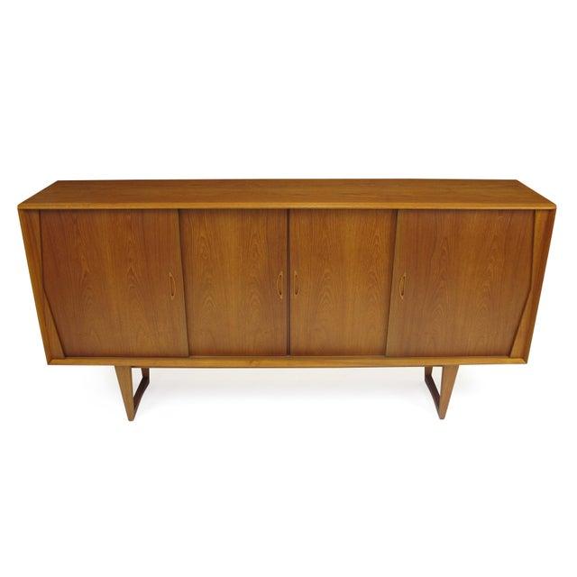 Teak Sideboard & Bar Cabinet - Image 3 of 7