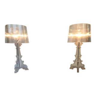 Kartell Bourgie Lamps - A Pair