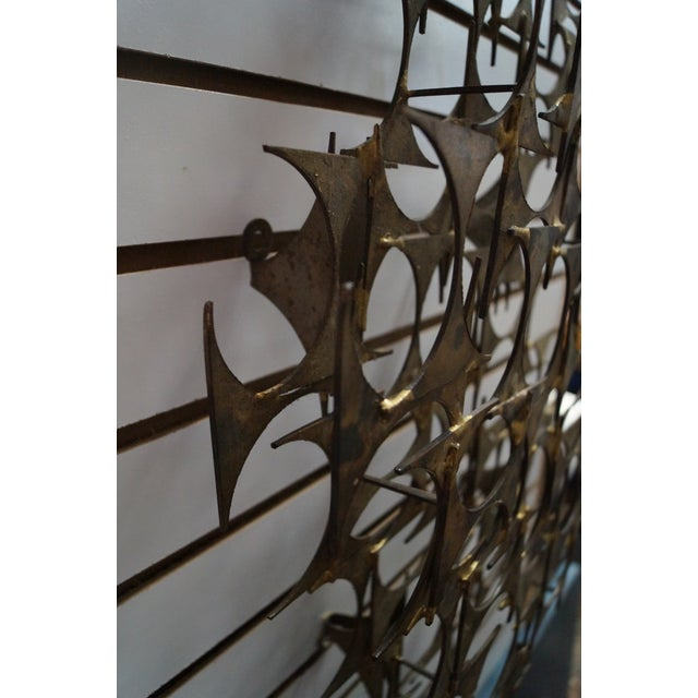 Marc Creates Mid-Century Modern Wall Sculpture - Image 7 of 10
