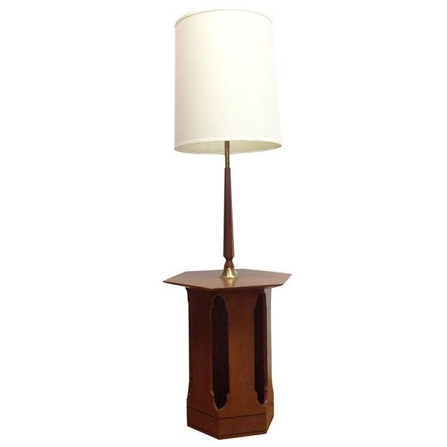 Image of Mid Century Modern Floor Lamp