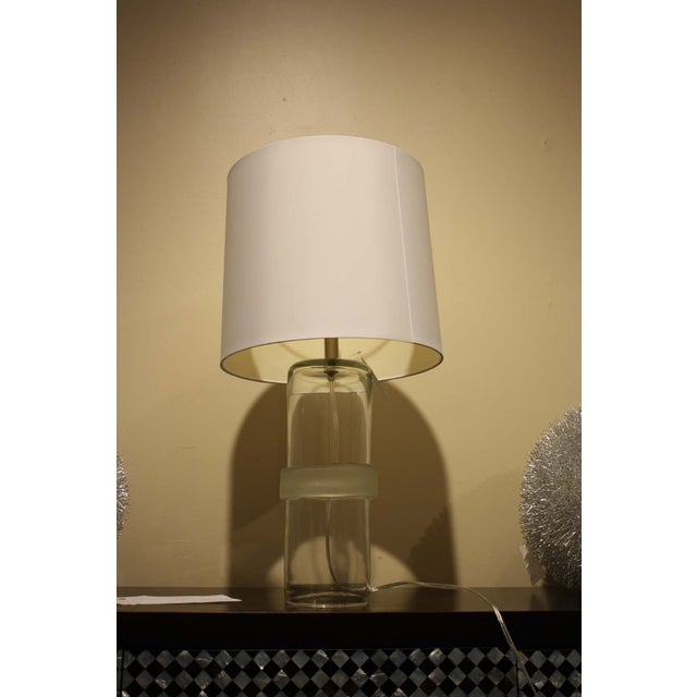 Image of Arteriors Glass Body Table Lamp