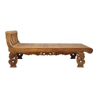 Balinese Chaise Lounge