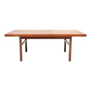 Mid-Century Modern Patchwork Rosewood Coffee Table by Bramin Møbelfabrik