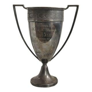 1926 Loving Cup Trophy: E.M. Cummings, Co.