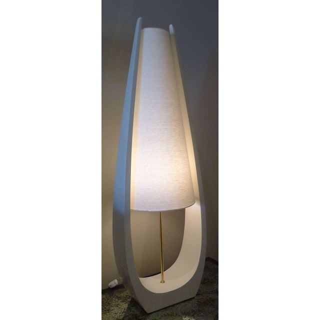 Wishbone Table Lamp - Image 6 of 6