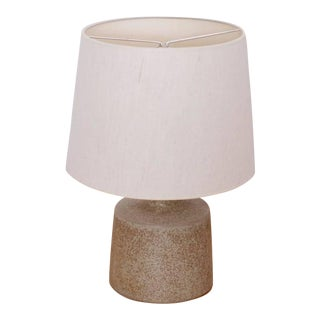 Stoneware Table Lamp by Gordon Martz for Marshall Studios Inc. n° 105 Sparkle