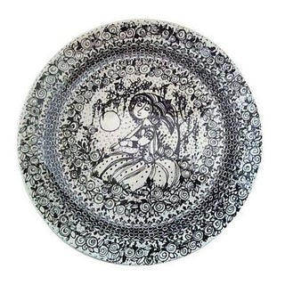Bjorn Wiinblad Decorative Plate