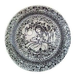 Bjorn Wiinblad Decorative Plate