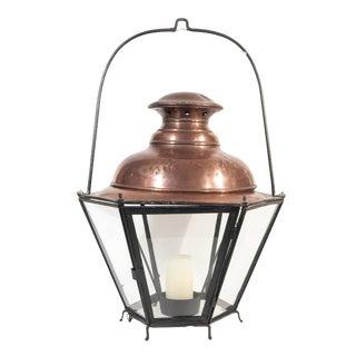 Fabulous Copper Table Top Lantern