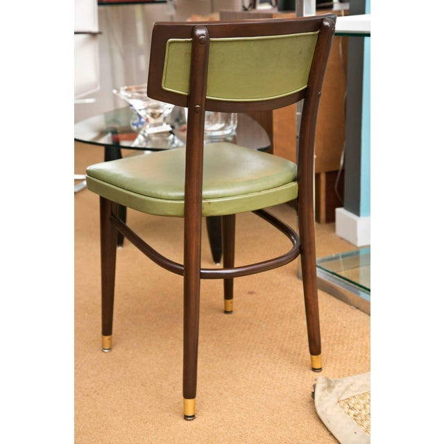 Mid-Century Thonet Dining/Side Chairs Set of 4 - Image 4 of 9