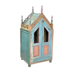 Vintage Prayer Cabinet
