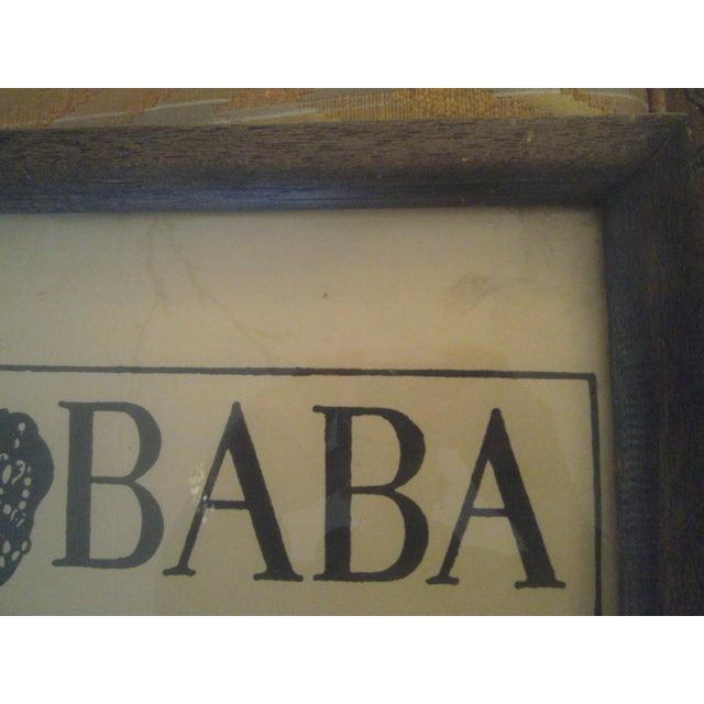 """Image of Aubrey Beardsley """"Ali Baba"""" Print"""