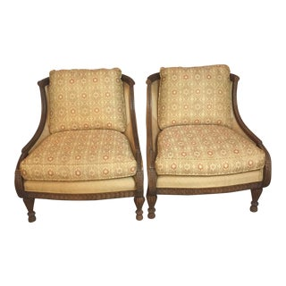 Pair of Century Occasional Chairs