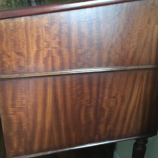 Image of Antique Scrivener's Desk