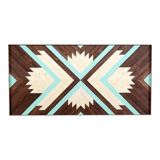 Wooden Handmade Geometric Wall Art