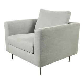 Clean Lined Modern Armchair