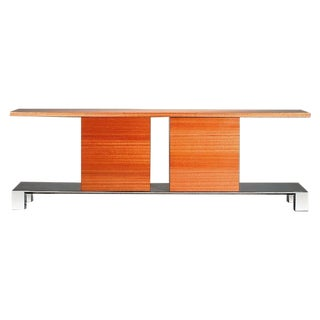 Brueton Stanley J Friedman Plattus Console Table