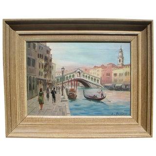 Duffini Rialto Venice Painting