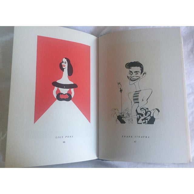Vintage Nerman Vintage Caricature Book - Image 5 of 11