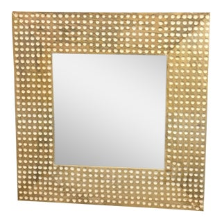 Solid Wood Pegged Mirror