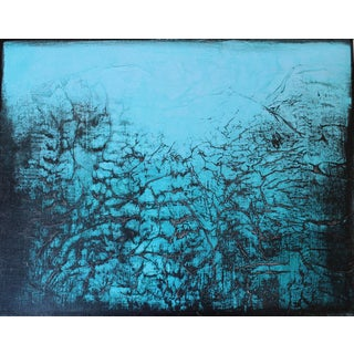 Cool Fever Original Textured Abstract Painting