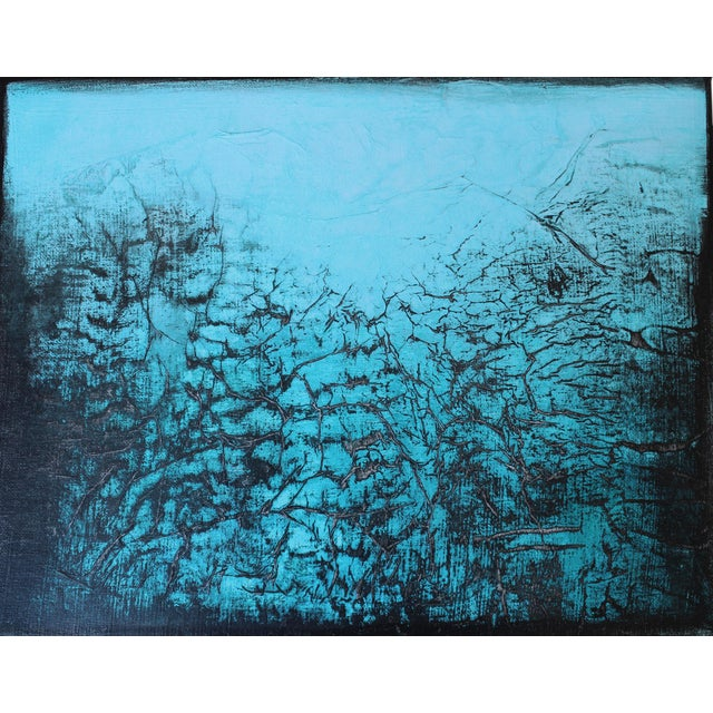 Cool Fever Original Textured Abstract Painting - Image 1 of 3