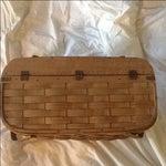 Image of Vintage Basketville Putney Picnic Basket