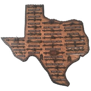 Texas Barbed Wire Collection