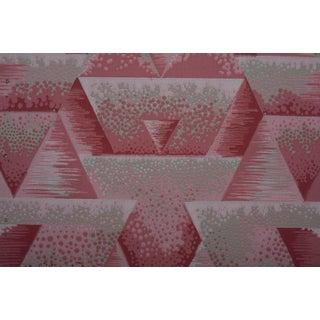 Geometric Art Deco Wallpapetr Sample Art