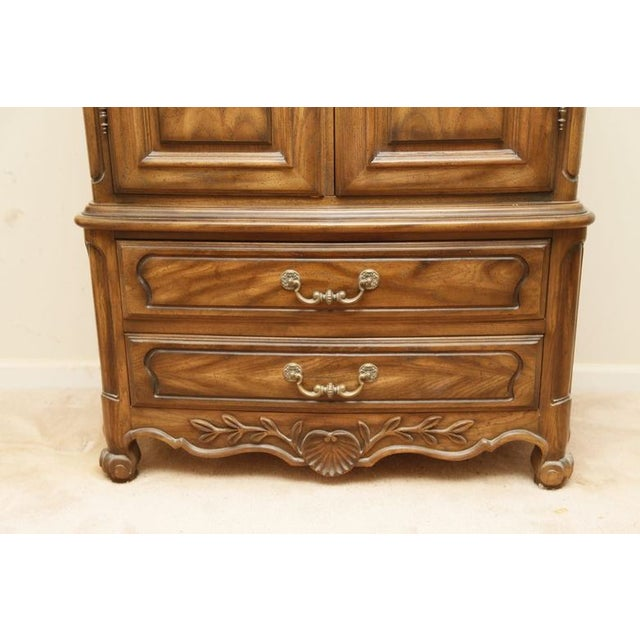 Image of Vintage Century Furniture Armoire/Chest