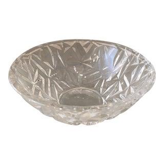 Tiffany & Co. Small Crystal Bowl