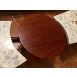 Image of Harvey Probber White Terrazo Coffee Table