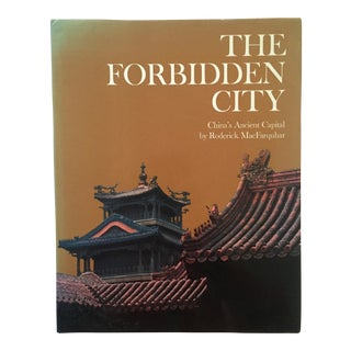 "Vintage ""The Forbidden City China's Ancient Capital"" Photography Book"