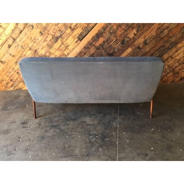 Image of Rastad & Relling Loveseat Sofa Made in Norway