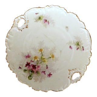 Bavarian China Serving Plate