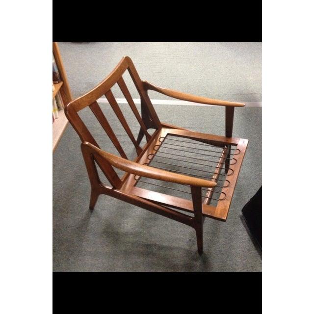 Mid-Century Modern Italian Chair - Image 4 of 10